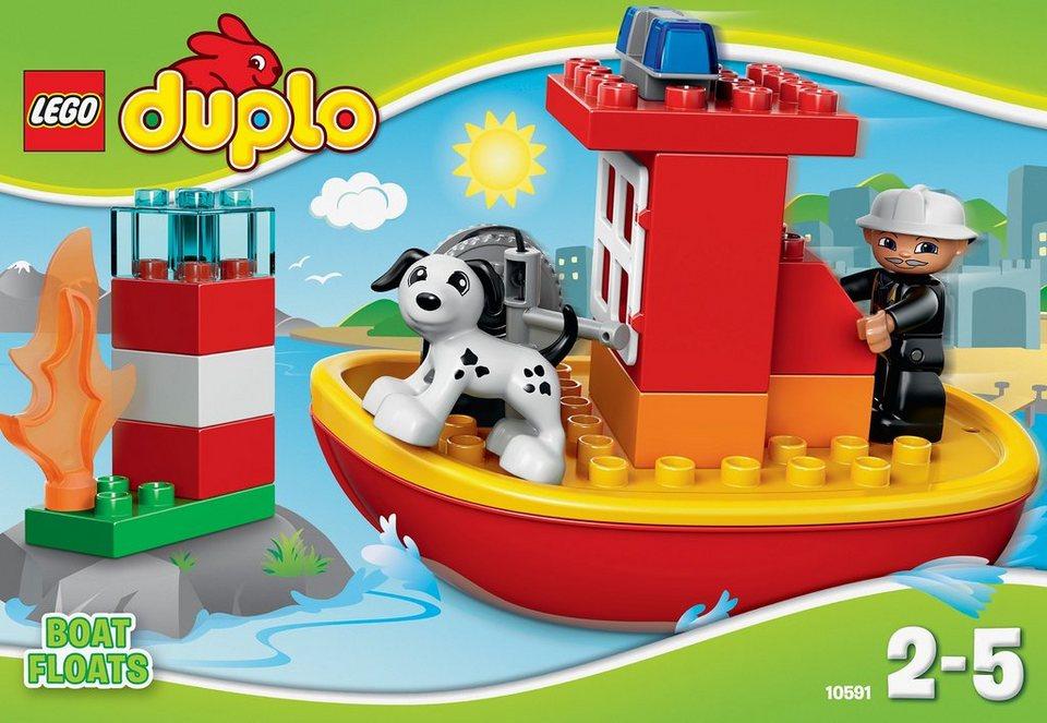 LEGO® Feuerwehrboot (10591), »LEGO® DUPLO®«