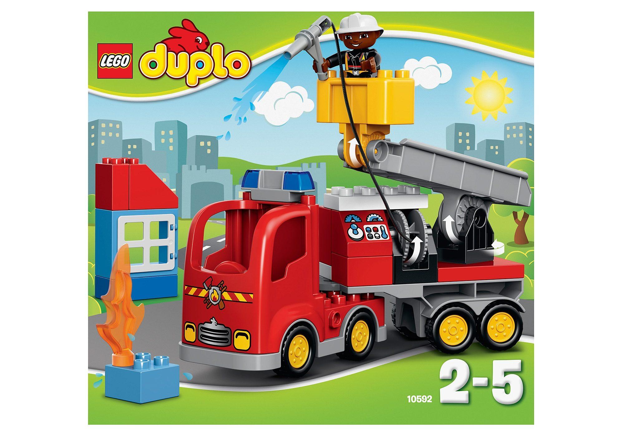 10592 günstig kaufen LEGO Duplo Löschfahrzeug