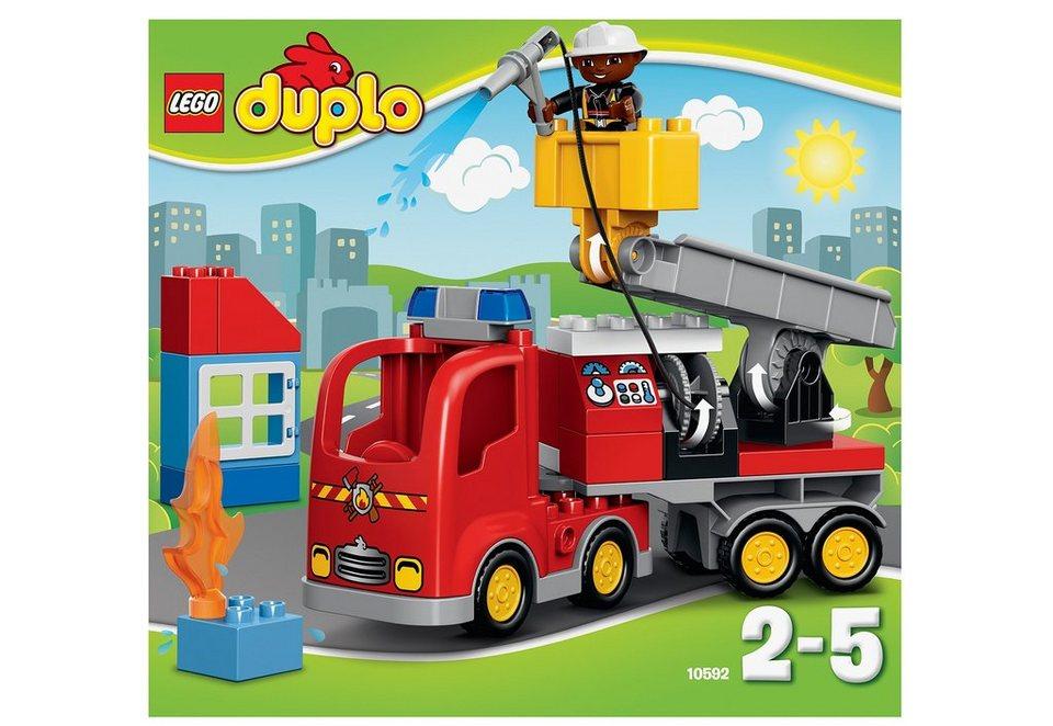 LEGO® Löschfahrzeug (10592), »LEGO® DUPLO®«