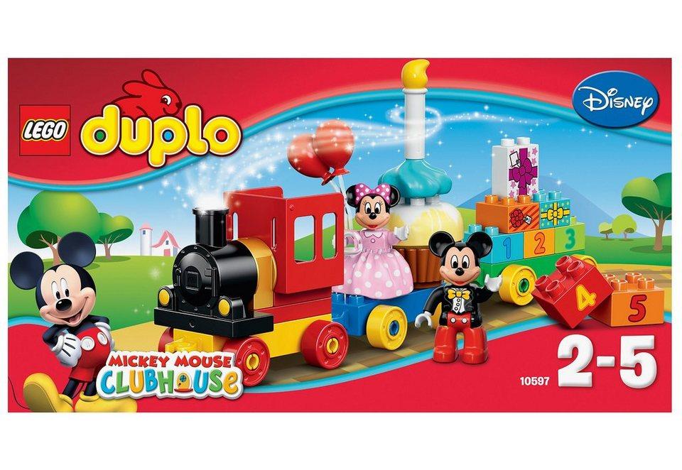 LEGO®, Geburtstagsparade (10597), »LEGO® DUPLO® Disney Mickey Mouse Clubhouse™«