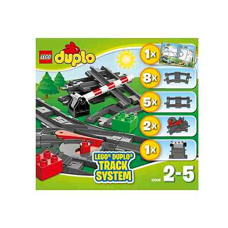 LEGO®, Zug Zubehör Set (10506), »LEGO® Duplo®«