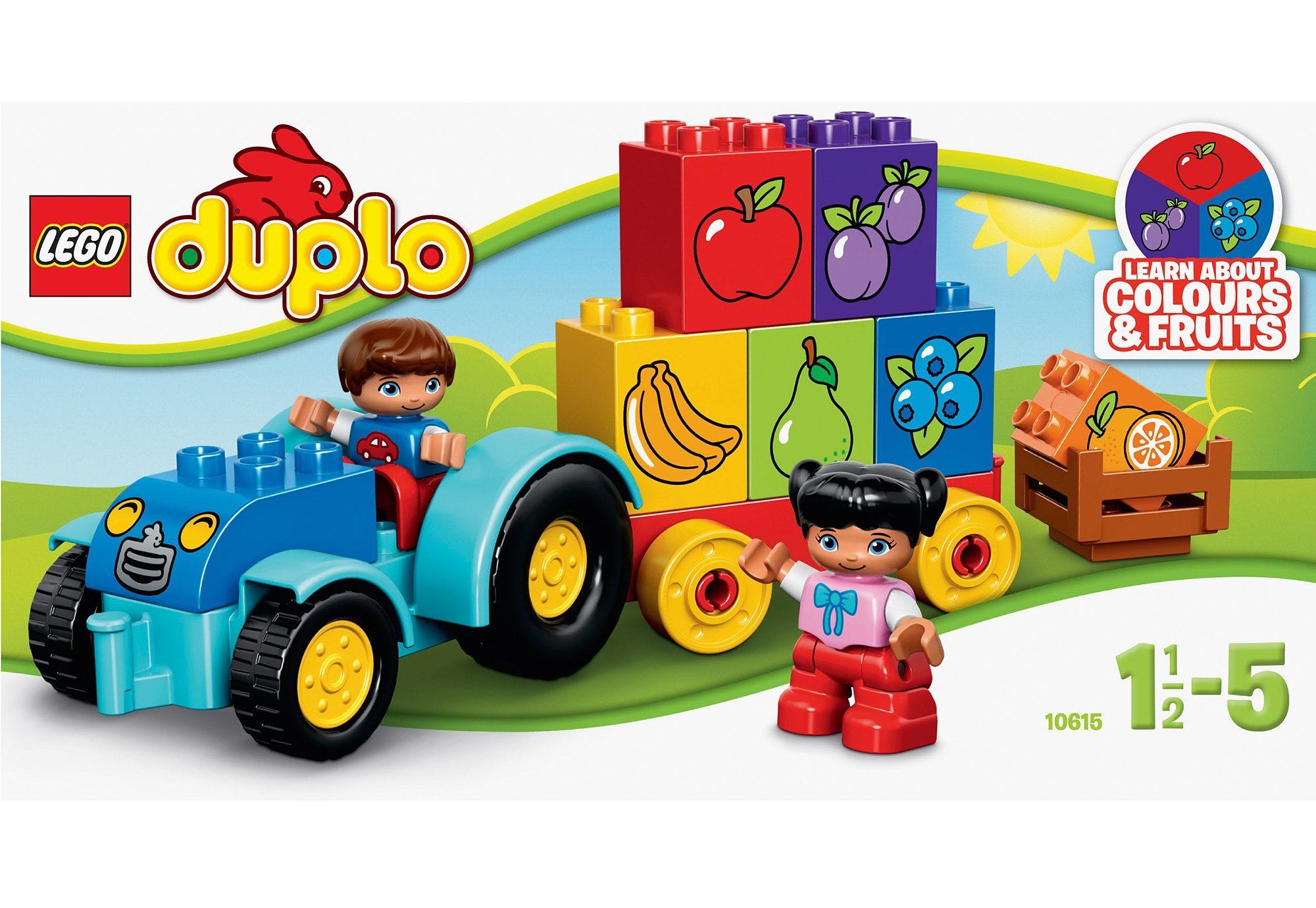 LEGO® Mein 1. Traktor (10615), »LEGO® DUPLO®«