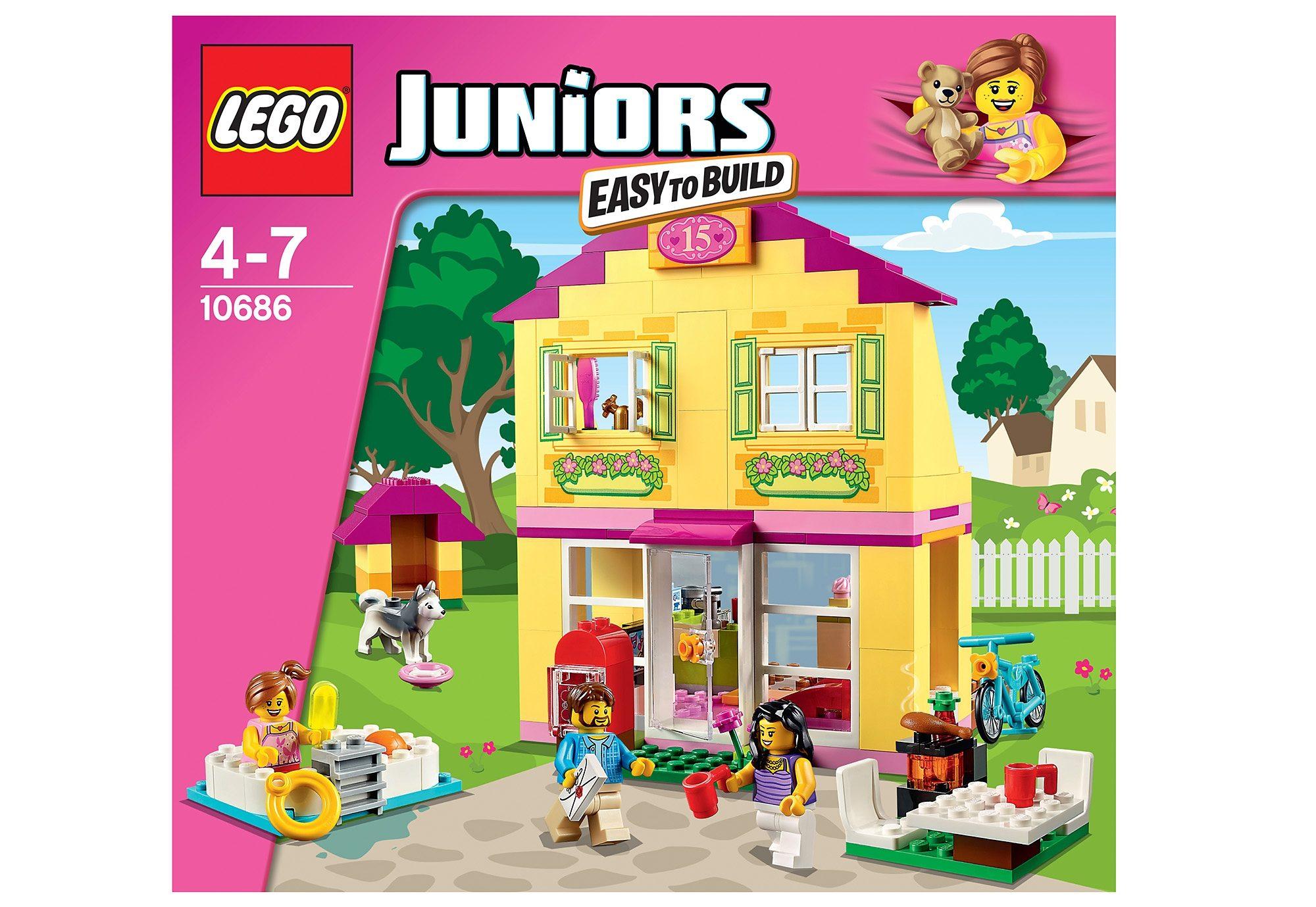 LEGO® Einfamilienhaus (10686), »LEGO® Juniors«