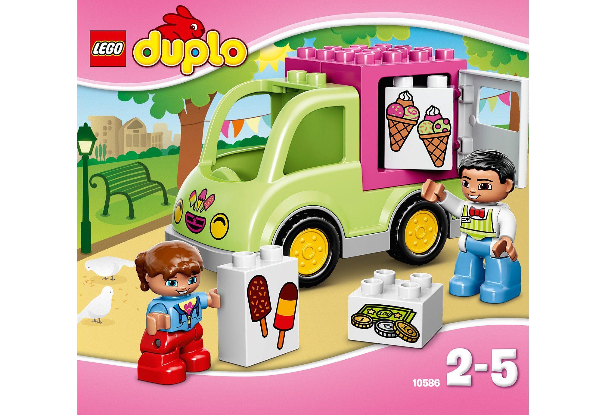LEGO® Eiswagen (10586), »LEGO® DUPLO®«