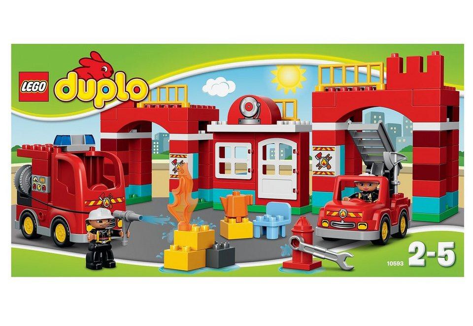 LEGO® Feuerwehrhauptquartier (10593), »LEGO® DUPLO®«
