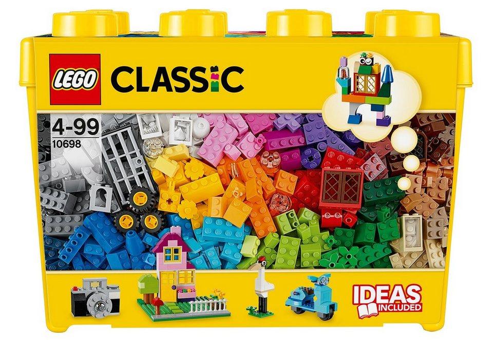 LEGO® Große Steine-Box (10698), »LEGO® Classic«