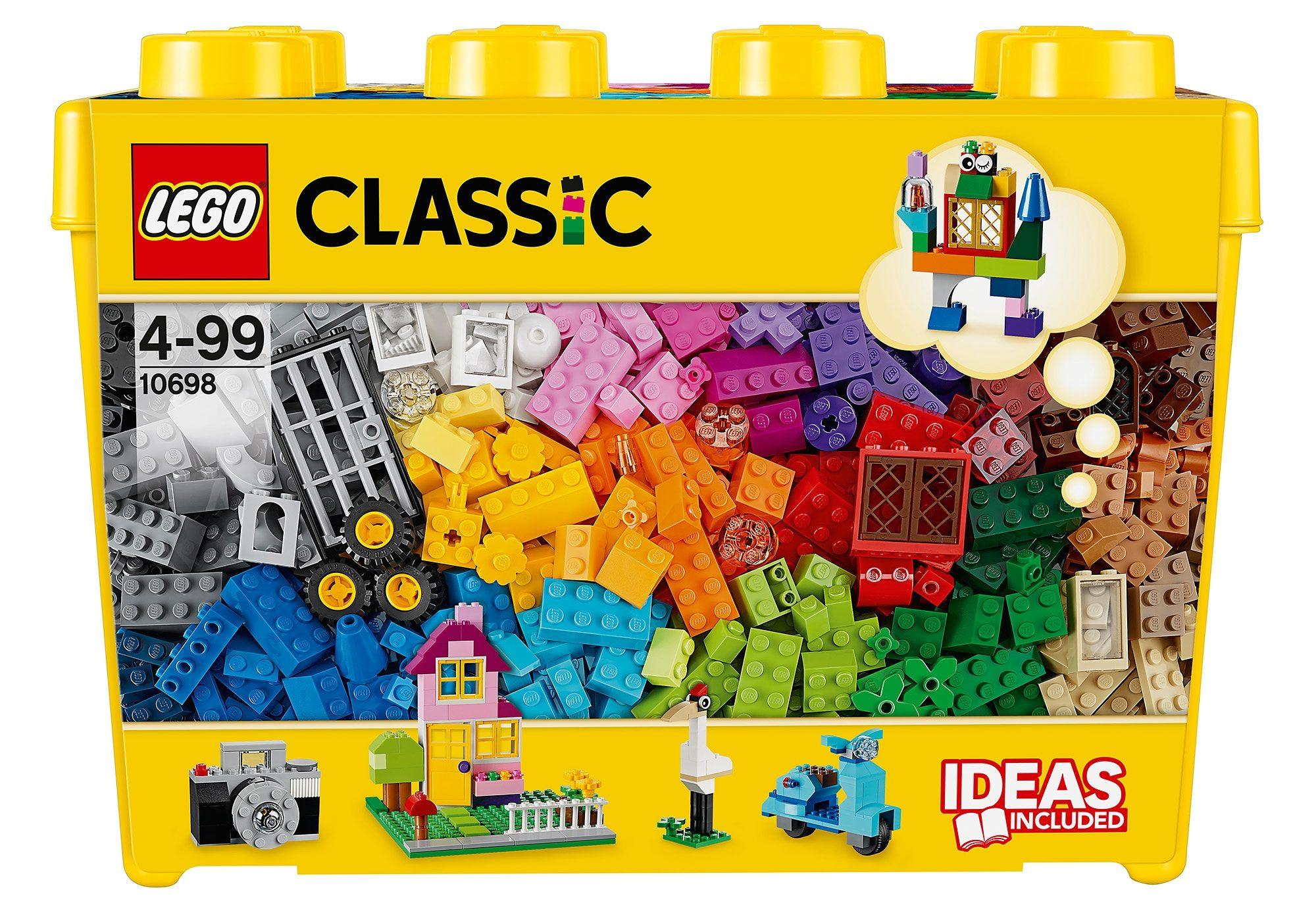 LEGO®, Große Steine-Box (10698), »LEGO® Classic«