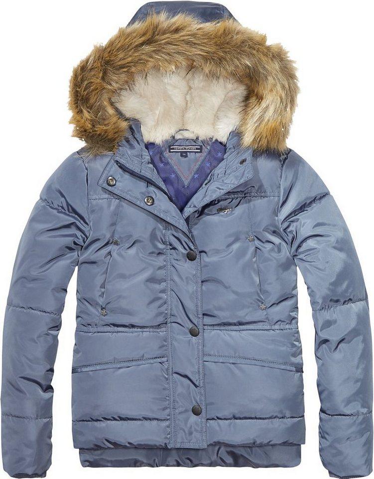 tommy hilfiger outdoorjacken ivon jacket kaufen otto. Black Bedroom Furniture Sets. Home Design Ideas