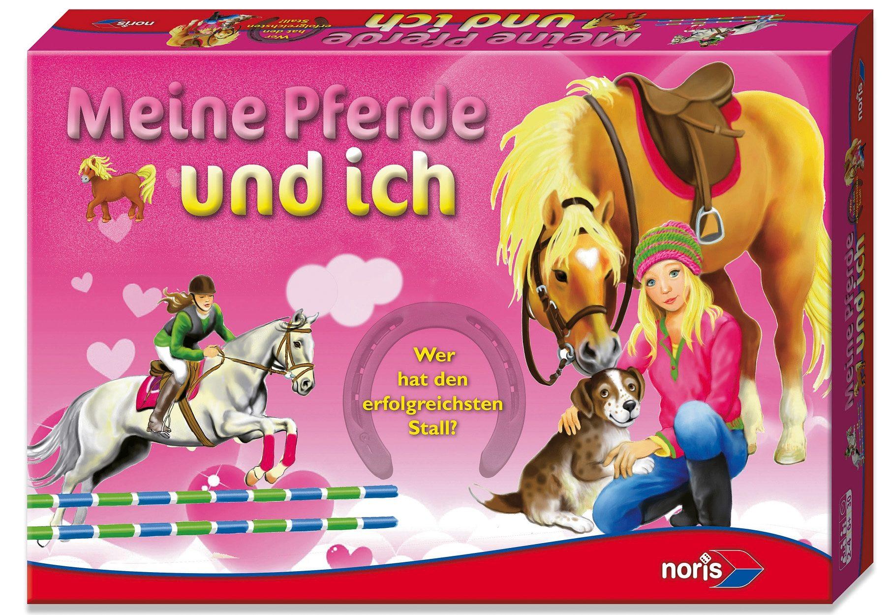 Noris, Kinderspiel, »Meine Pferde und ich«