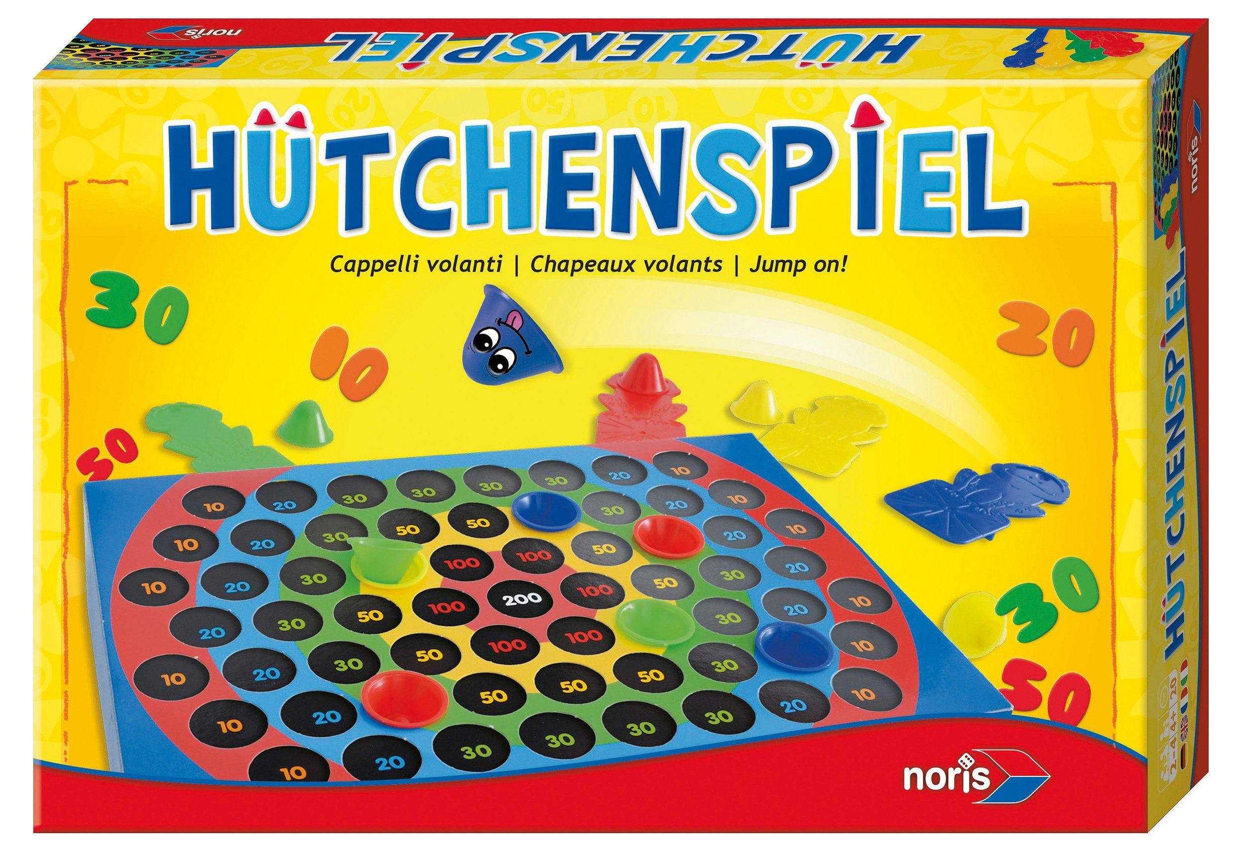 Noris Gesellschaftsspiel, »Hütchenspiel«