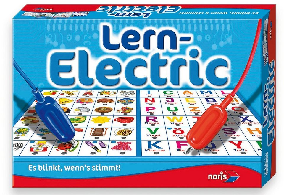 Noris Lernspiel, »Lern-Electric«