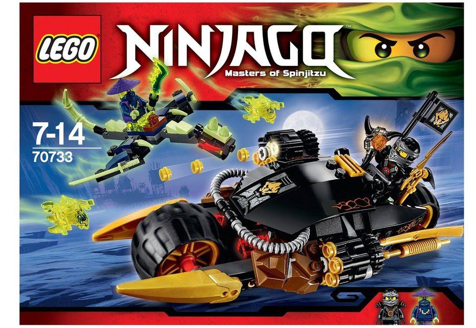 LEGO® Cole´s Donner-Bike (70733), »LEGO® Ninjago™«