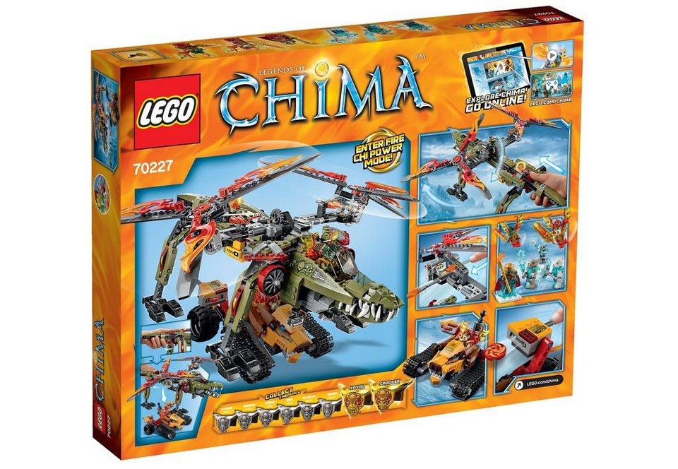 LEGO® Crominus´ Rettung (70227), »LEGO® Chima™«