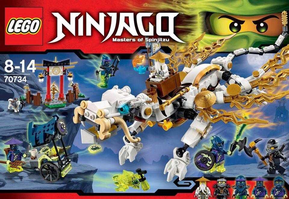 LEGO® Meister Wus Drache (70734), »LEGO® Ninjago™«