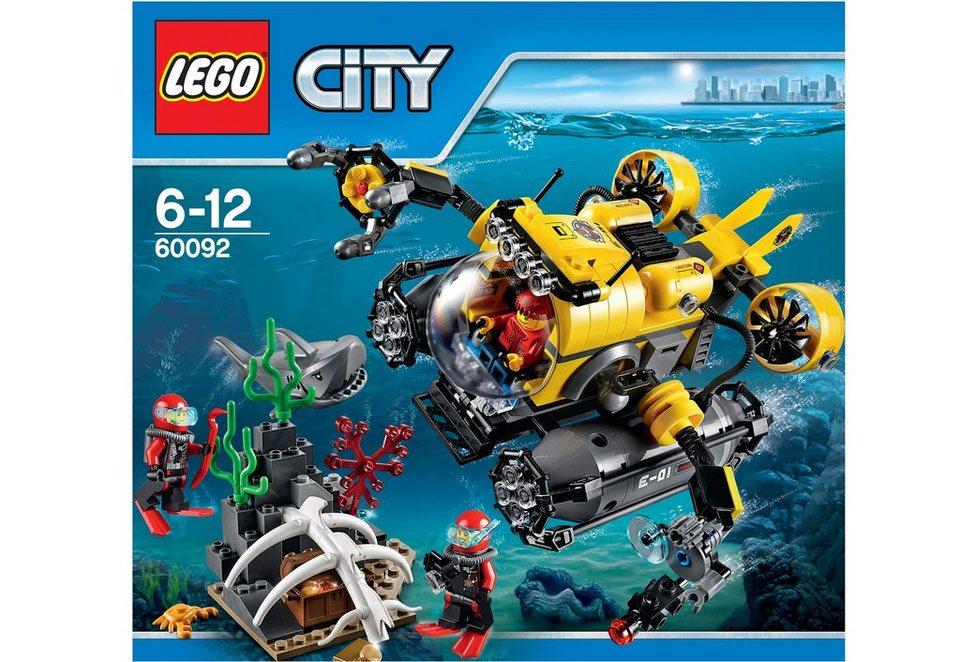 LEGO® Tiefsee-U-Boot (60092), »LEGO® City«