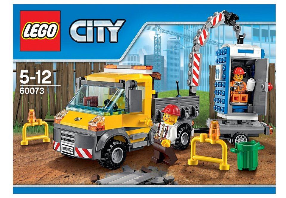 LEGO® Baustellentruck (60073), »LEGO® City«