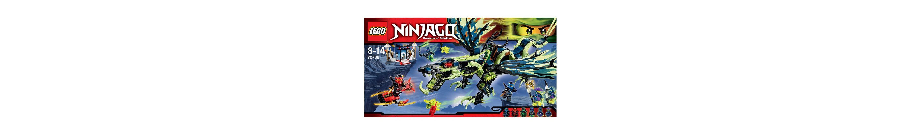 LEGO® Der Morro-Drachen (70736), »LEGO® Ninjago™«