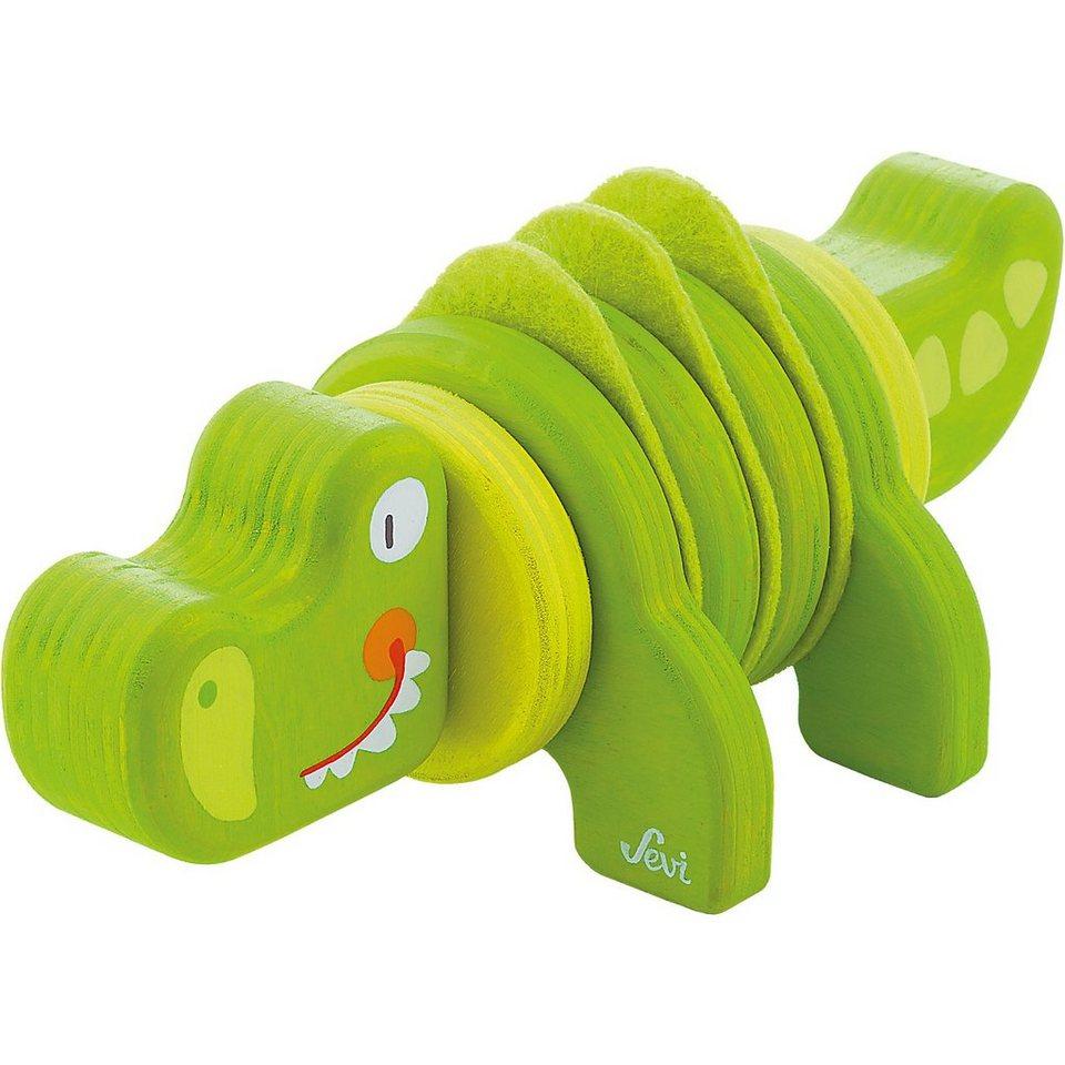 Sevi Schraubspiel Krokodil