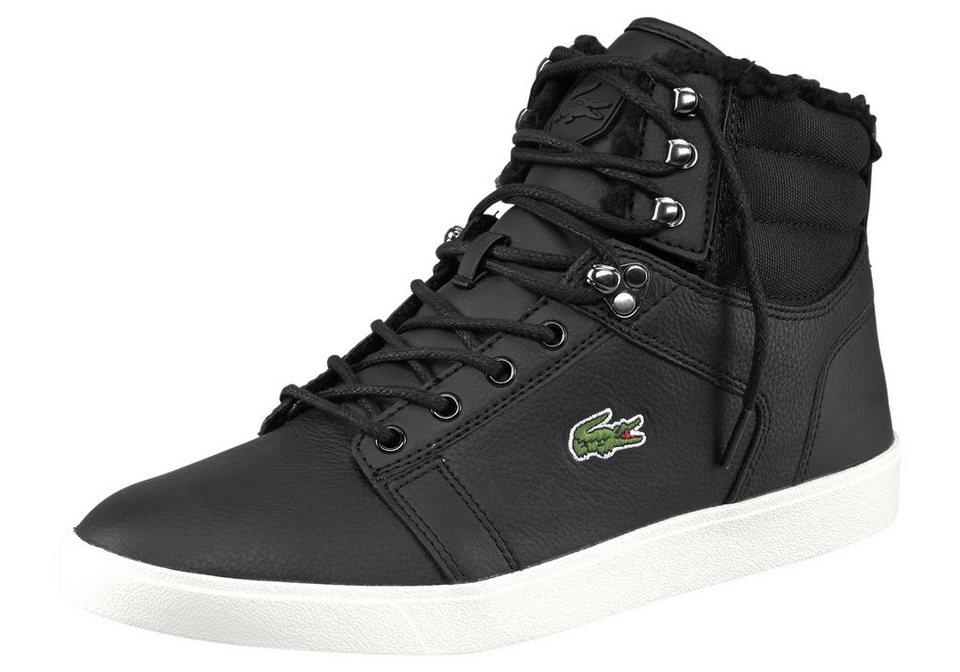 Lacoste Orelle Put SPM Sneaker in Schwarz
