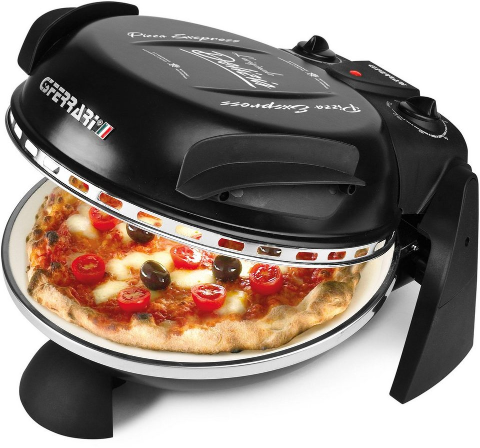 G3Ferrari Pizzamaker Delizia G10006B - Black Edition in schwarz