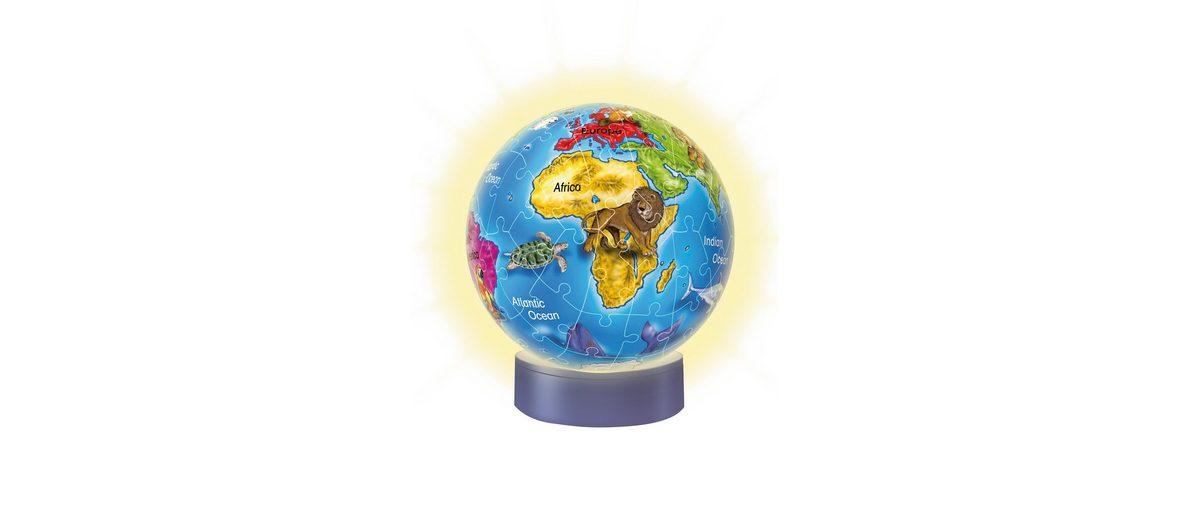 Ravensburger Puzzleball, »Nachtlicht Kindererde«