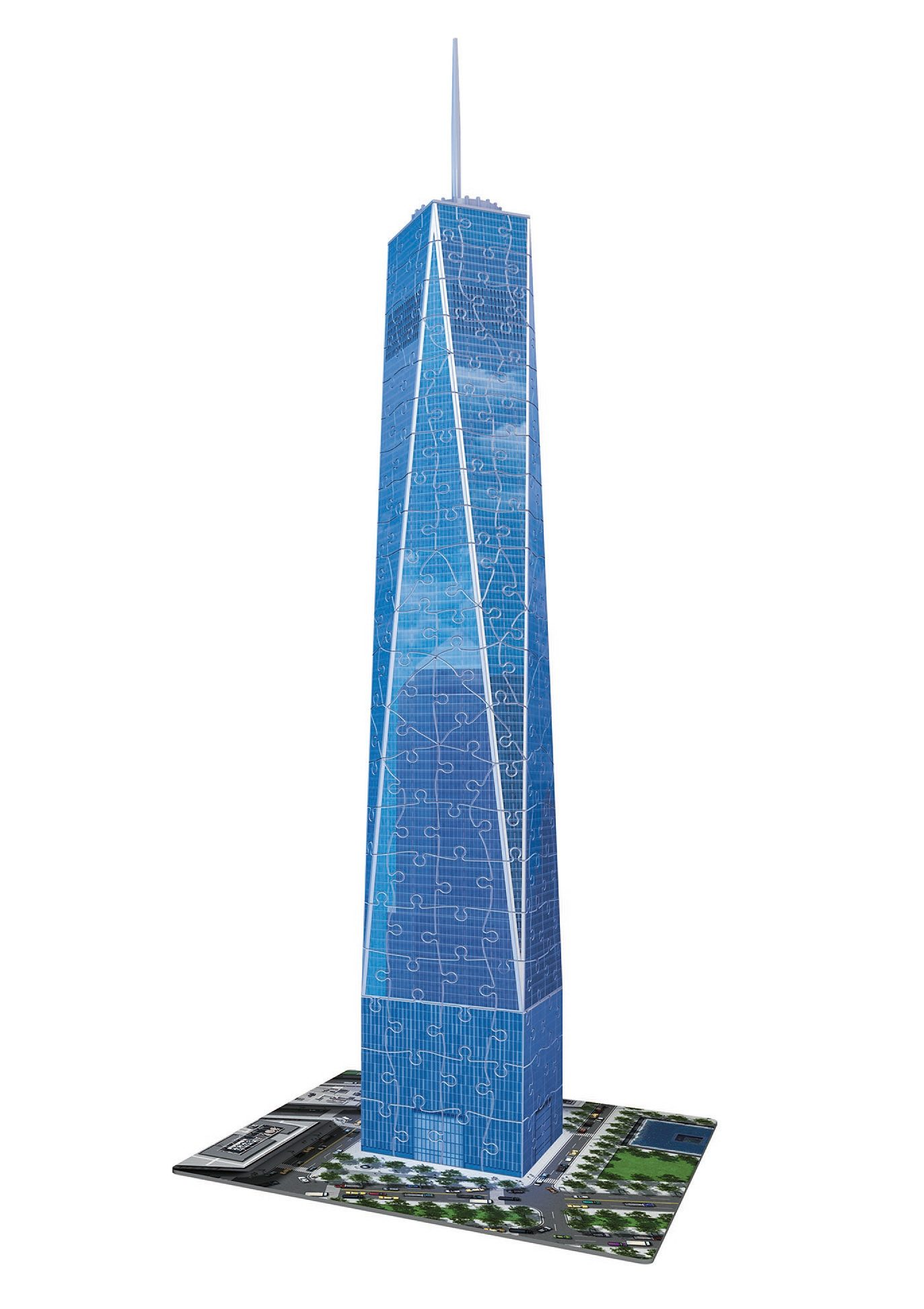 Ravensburger 3D Puzzle, »One World Trade Center N.Y«