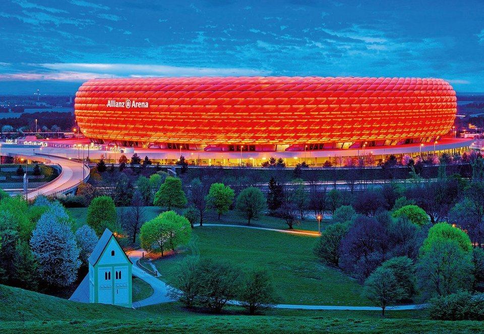 Ravensburger Puzzle, »Allianz Arena«