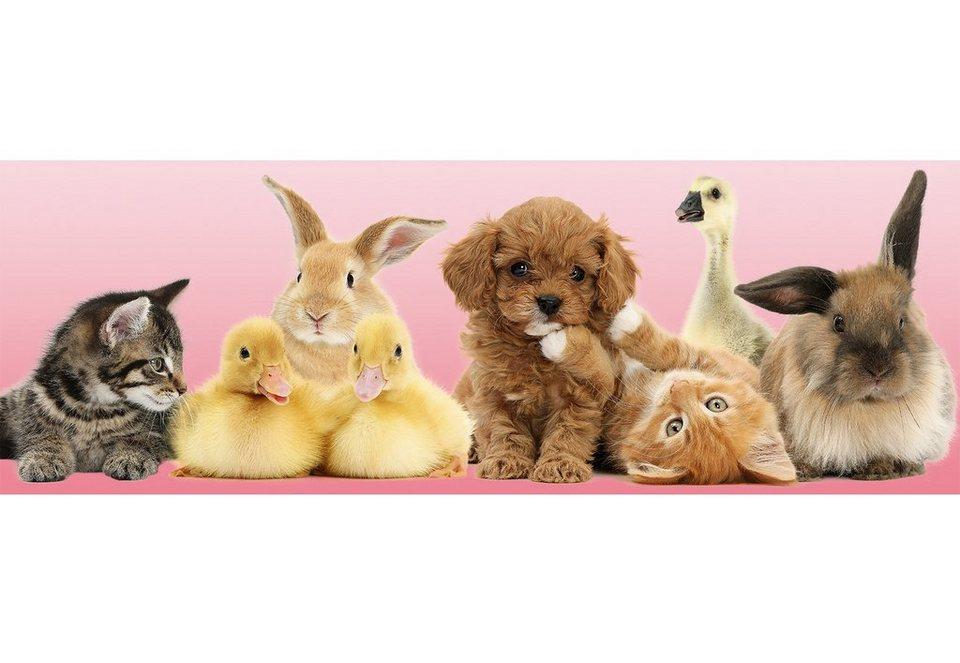 Ravensburger Puzzle, »Tierische Freunde«