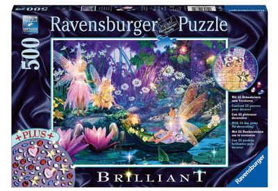 Ravensburger Puzzle »Im Feenwald«, 500 Puzzleteile, Made in Germany, FSC® - schützt Wald - weltweit