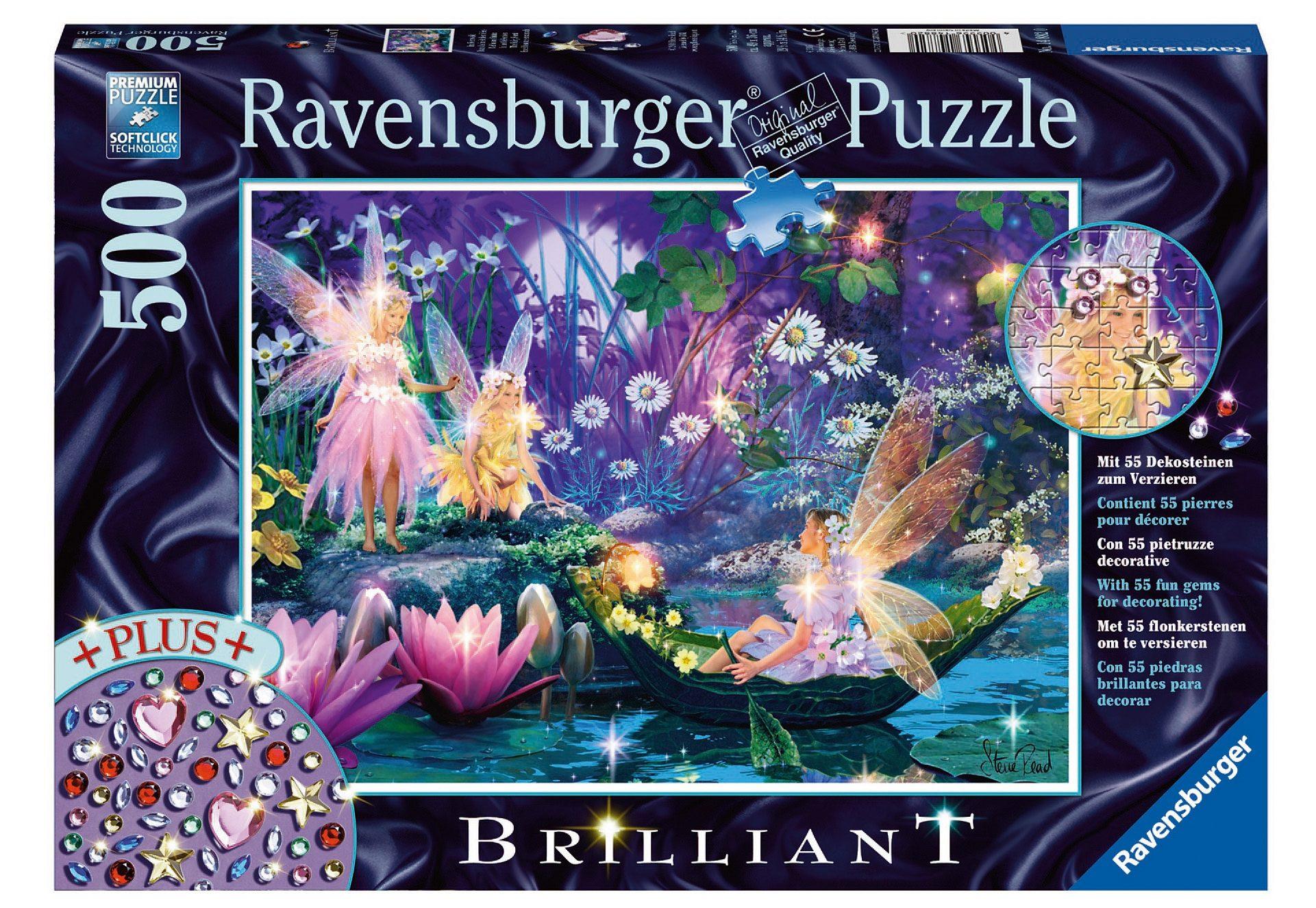 Ravensburger Puzzle, »Im Feenwald«