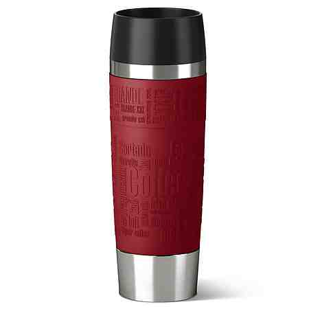 emsa Isolierbecher, Edelstahl, 0,5 Liter, »TRAVEL MUG GRANDE«