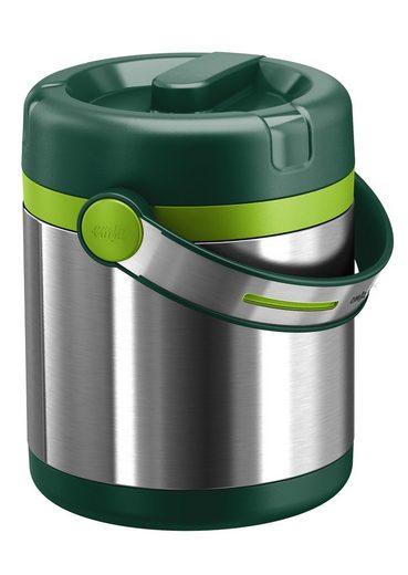 Emsa Thermobehälter »MOBILITY«, Edelstahl, (1-tlg), 1,2 Liter