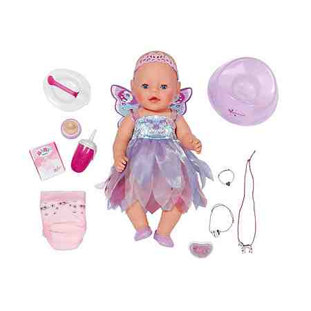 Zapf Creation Puppe, »Baby born® - Interactive Puppe Wonderland«