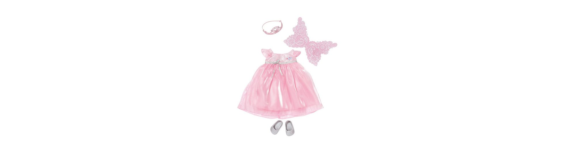 Zapf Creation Puppenkleid, »BABY born® - Deluxe Wonderland Light Dream«