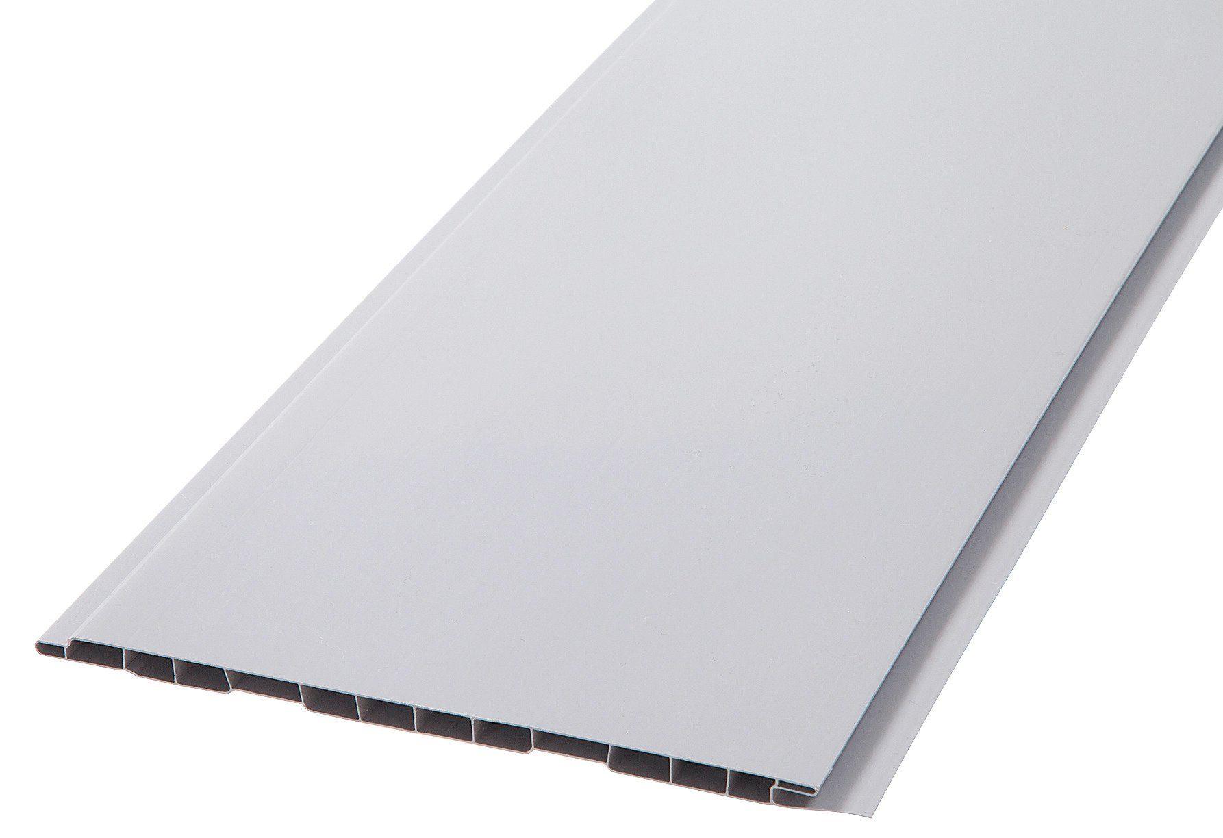 Baukulit Spar-Set: Verkleidungspaneele B 20 glatt Profiline, 8,1 m²