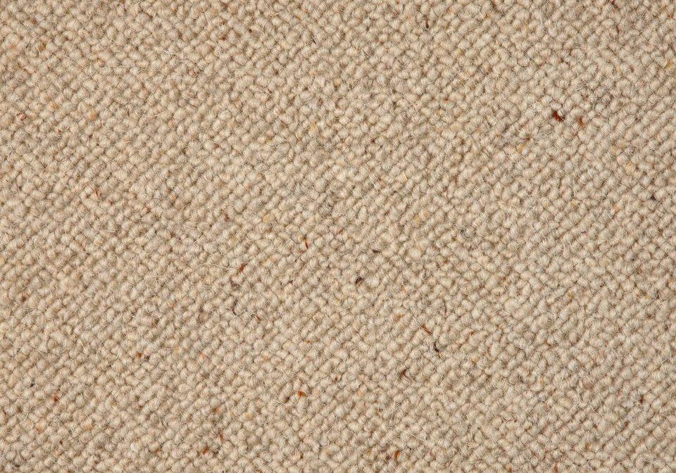 Teppichboden »Jannik«, Breite 500 cm in beige