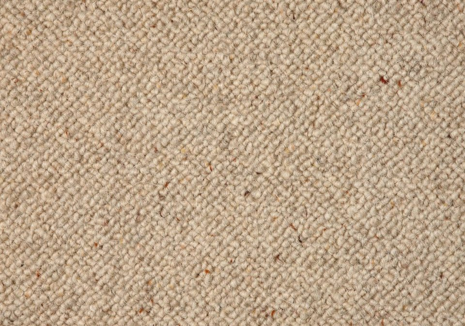Teppichboden »Jannik«, Breite 400 cm in beige