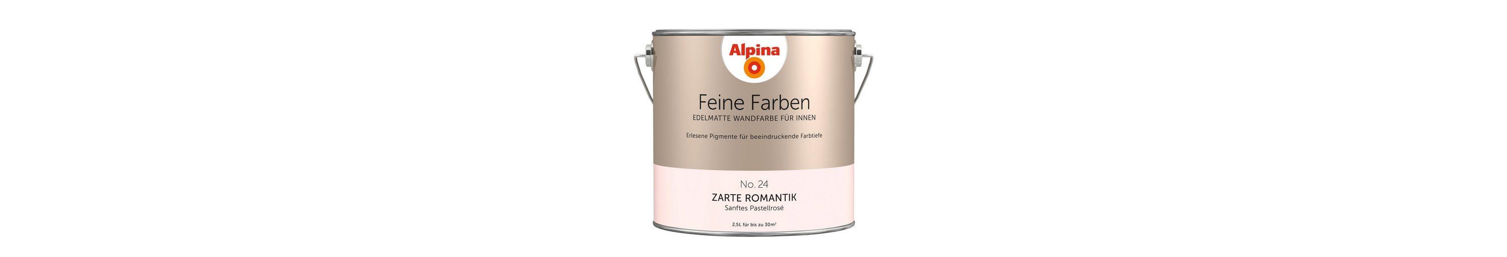 Feine Farben »Zarte Romantik«
