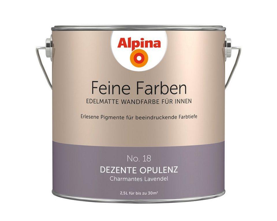 Feine Farben »Dezente Opulenz« in Charmantes Lavendel