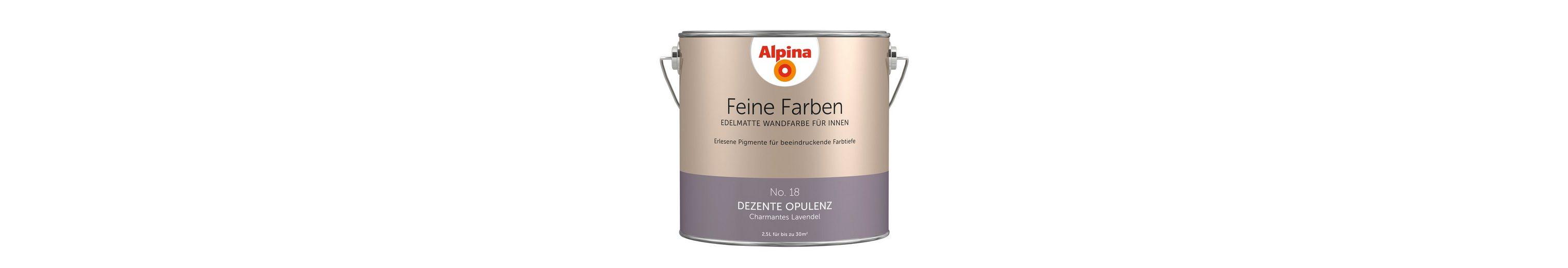 Feine Farben »Dezente Opulenz«