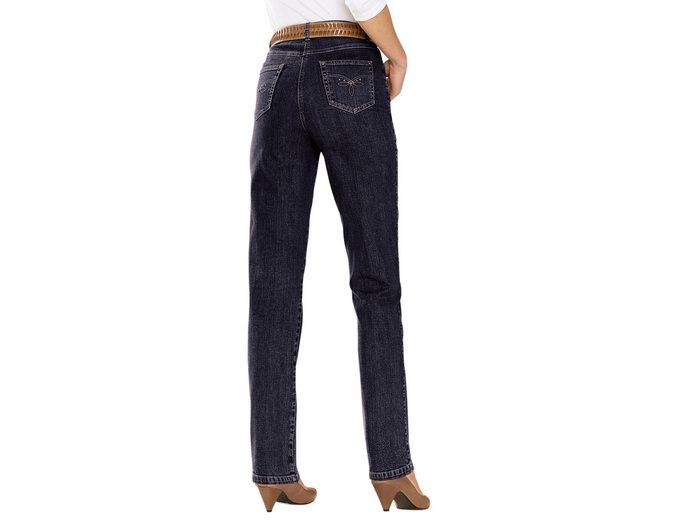 Collection L. Jeans mit festem Bund und Gürtelschlaufen Klassische Online-Verkauf Bulk-Design Auslass Verkauf 5vxVqpaN