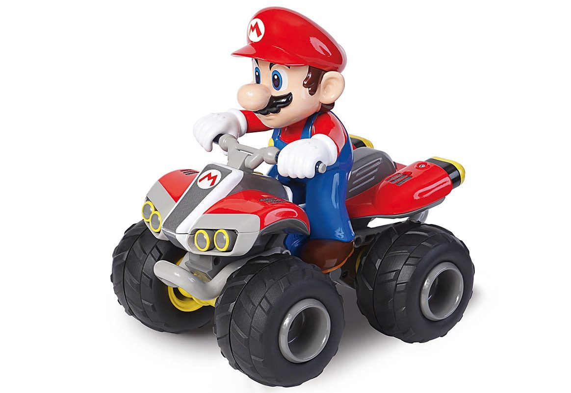Carrera® RC-Komplett-Set, »Carrera®RC - Mario Kart™ 8, Mario«