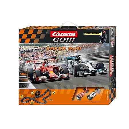 Carrera® Autorennbahn, »Carrera®GO!!! - Speed Run«