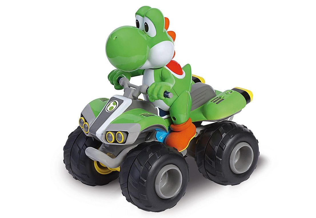 Carrera® RC-Komplett-Set, »Carrera®RC - Mario Kart™ 8, Yoshi«