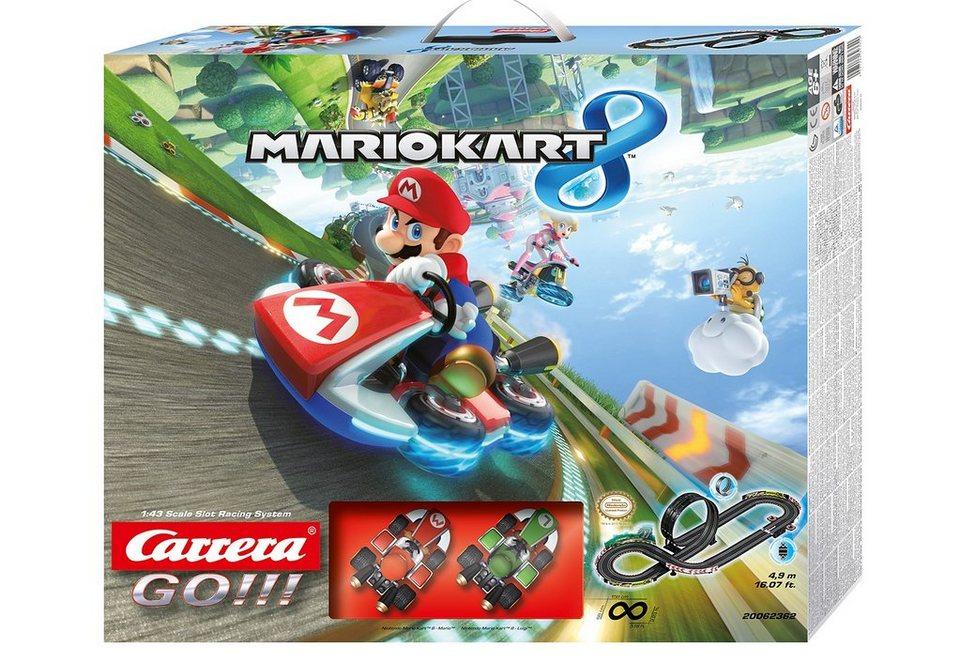 Carrera® Autorennbahn, »Carrera®GO!!! - Mario Kart™ 8«