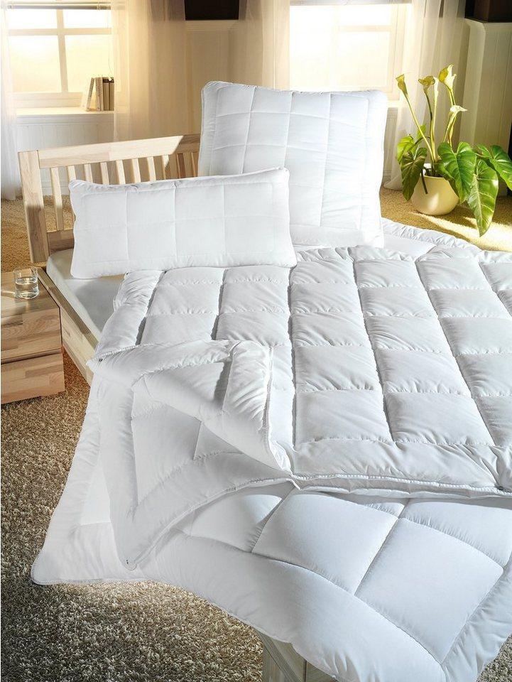 Kunstfaserbettdecke KBT Bettwaren Diana®«, 4-Jahreszeiten
