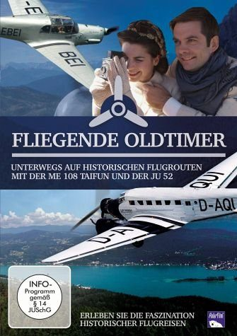 DVD »Fliegende Oldtimer«