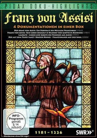 DVD »Franz von Assisi«