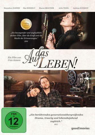 DVD »Auf das Leben!«