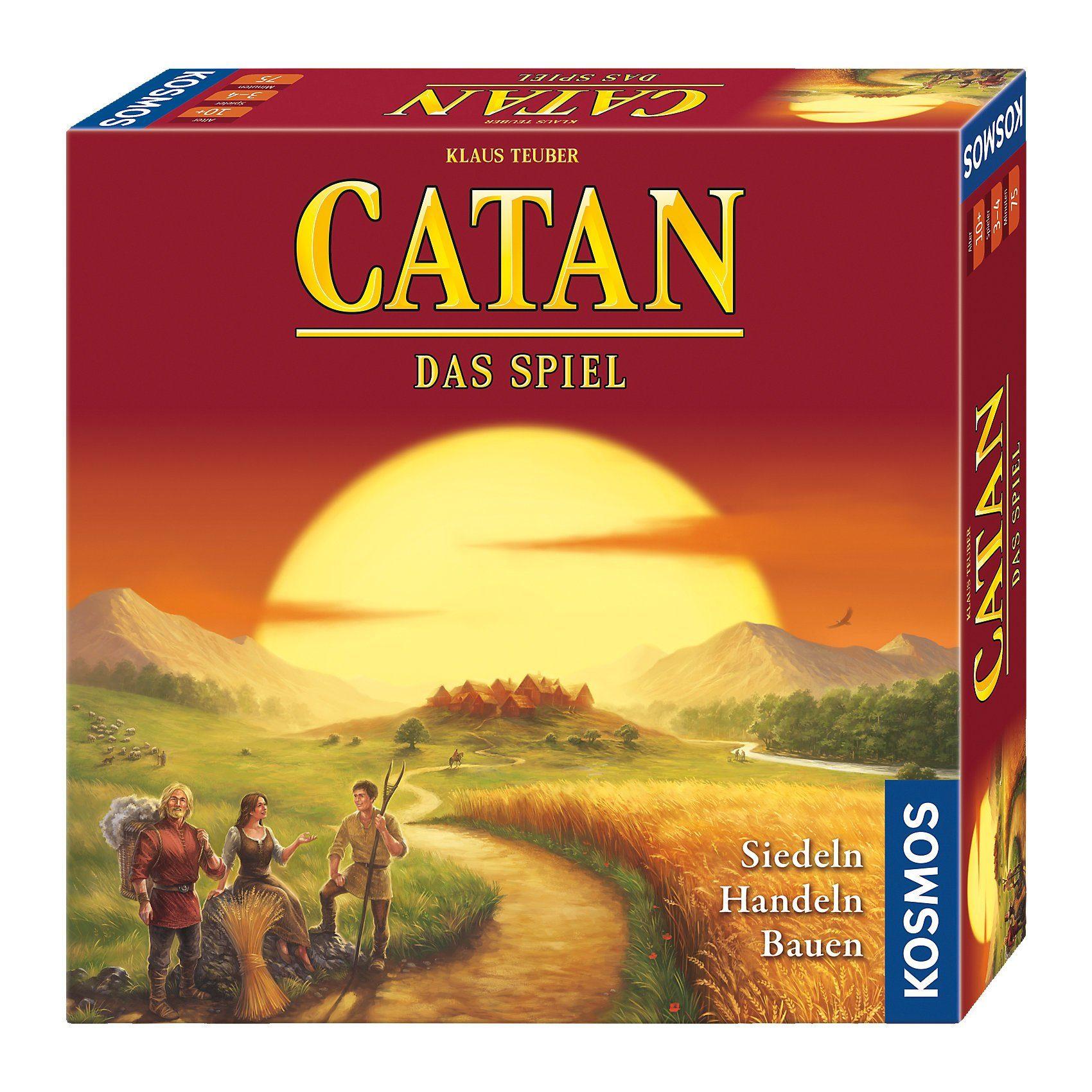 Kosmos SPIEL DES JAHRES 1995 Catan - Das Spiel